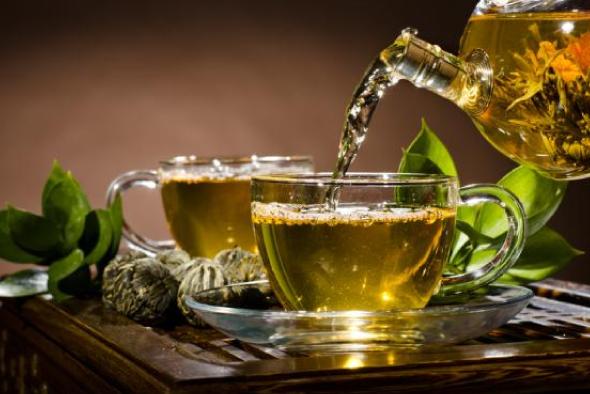 Tip Kurus: Kebaikan Green Tea / Teh Hijau