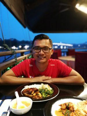 Buffet Ramadan di Putrajaya Seafood Restaurant