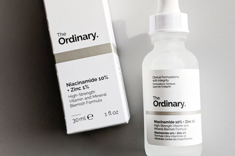 The Ordinary Niacinamide Malaysia Review