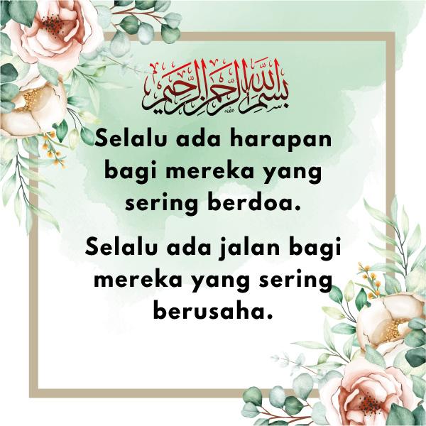 Malaysia - Assalamualaikum dan Salam Jumaat